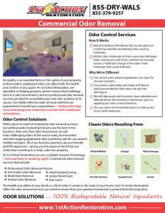 commercial odor removal